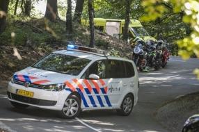 Nieuws: Motorrijder zwaargewond na val