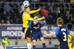 Nieuws: NAC trapt seizoen af met ruime overwinning op Jong AZ