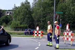Nog niet alle wegen op de Posbank zijn open, maar alle horeca is bereikbaar