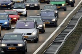 Ongeluk op A73 bij Haps zorgt voor enorme file, weg weer vrij