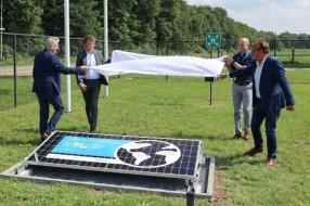 Nieuws: Opening zonnecentrale Arvato