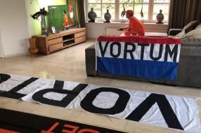 Nieuws: Oranje-eindbaas Arold 'Vortum' Arts: 'De tekst valt extra op