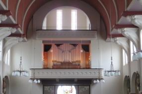 Nieuws: Orgelconcert in Ottersum