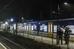 Nieuws: Personen dreigen met vuurwapen in trein: twee aanhoudingen