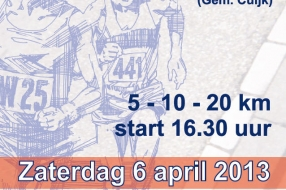 Nieuws: Plassenloop in Linden beleeft 31e editie