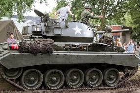 Nieuws: Recordaantal bezoekers voor Oorlogsmuseum Overloon sinds 199
