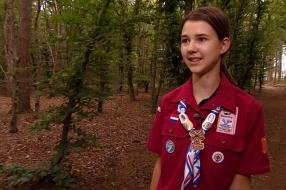 Nieuws: Renske (14) net als 45.000 anderen naar World Jamboree: 'Twe