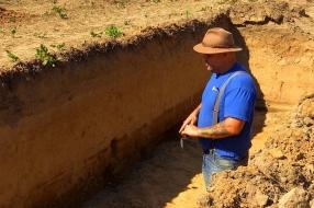 Nieuws: Snelweg van 2000 jaar geleden gevonden bij aanleg riolering: