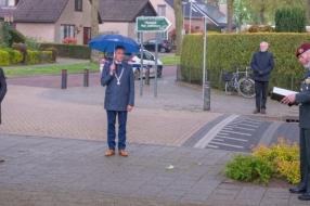 Nieuws: Sobere dodenherdenking in Milsbeek