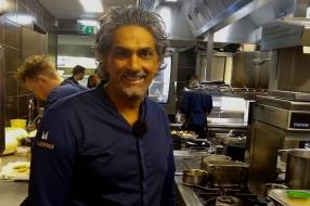 Nieuws: Topchef Soenil verruilt zijn sterrenrestaurant voor een food