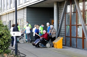 Twintig ouderen geëvacueerd na brand in zorgcentrum Sint Anthonis