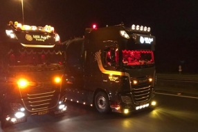 Vrachtwagenchauffeurs steunen boeren: 'Stikstofregels treffen ook aanverwante bedrijven'