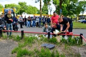 Nieuws: Vrienden halen 10.000 euro op voor uitvaart Jaimy (19)
