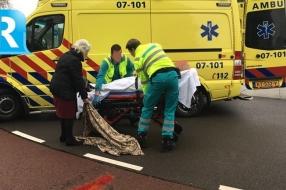 Nieuws: Wederom ongeluk op rotonde Arnhemsestraatweg in Velp