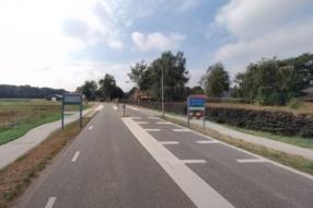 Werkzaamheden Zwarteweg Milsbeek