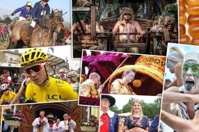 Worstenbroodje, stoelenmatten en Metworstrennen, dit is het Brabants cultureel erfgoed