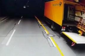 Nieuws: Zo redt Jan een chauffeur die container van 300 kilo op zich