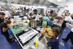 Nieuws: Kinderkookwedstrijd Keukenbazen