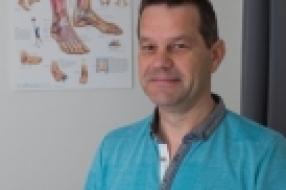 Nieuws: REGISTERPODOLOOG voor voet en houding