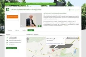 Nieuws: Vernieuwingen op de Bezoek-sites